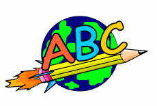 ABC english funland Learning centre Kid class Tsuen Wan Logo