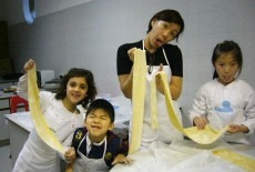 activekids kids cooking class Japanese international school tai po new territories