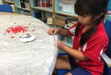 activekids girl dress making class singapore international school aberdeen