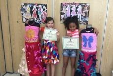 activekids st pauls co-ed college primary school kids fashion design class aberdeen