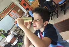 activekids st pauls co-ed college primary school kids science class aberdeen