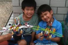 activekids st pauls co-ed college primary kids fun science adventures class aberdeen