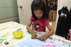 activekids kids art class yew chung international school  kowloon tong
