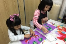activekids art crafts kids class yew chung international school  kowloon tong