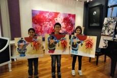 Anastassias Art House Kids class Clearwater bay school Kowloon 1
