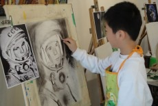 Anastassias Art House kids class Clearwater bay school Kowloon 3