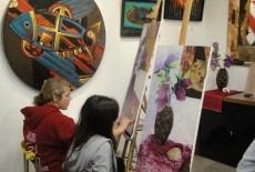 Anastassias Art House Kids class Clearwater bay school Kowloon 4