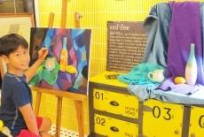 Anastassias Art House Kids class Clearwater bay school Kowloon 5