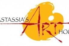Anastassias Art House kids class logo summer camp happy valley