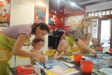 Anastassias Art House kids class Repulse Bay 1