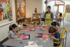 Anastassias Art House kids class Repulse Bay 2
