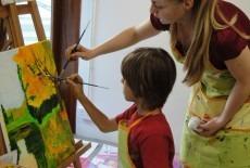 Anastassias Art House kids class Repulse Bay 3