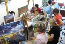 Anastassias Art House kids class Sai Kung-5