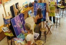 Anastassias Art House kids class summer camp happy valley 2