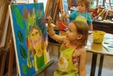Anastassias Art house kids class summer camp happy valley-4