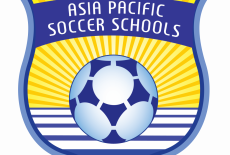 Asia Pacific Soccer School Creative Secondary School Learning Centre Kids Soccer Class Tseung Kwan O Logo
