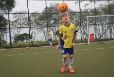 Asia Pacific Soccer School Stanley Ho Sports Centre Kids Soccer Class Pok Fu Lam