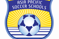 Asia Pacific Soccer School Stanley Ho Sports Centre Kids Soccer Class Pok Fu Lam Logo