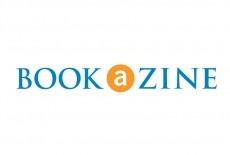 bookazine bookstore Festival Walk books reading Logo