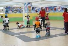 Checker Inline Skating School Tai Koo