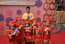 Dance Union Chinese New Year Kids Dance Group Causeway Bay