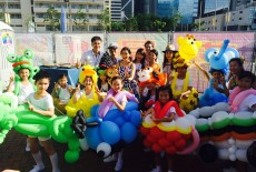 Dance Union Kids Summer Play Causeway Bay