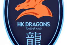 Hong Kong Dragons Football Club Kids Class for Soccer Tung Chung Lantau Island logo