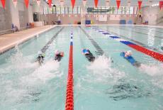 Hong Kong Swimming Academy lesson