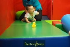 Electric Bunny Learning Centre Kids Party Class Fortress Tower