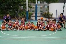 ESF Sports Basketball West Island School Pokfulam