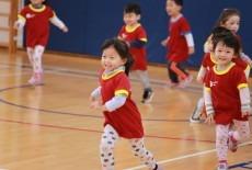 ESF Sports Camps West Island School Pokfulam