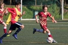 ESF Sports Football West Island School Pokfulam