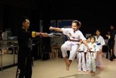 ESF Sports Kung Fu Kennedy School Pokfulam