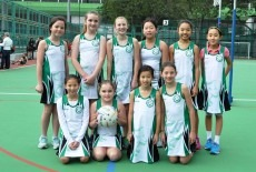 ESF Sports Netball West Island School Pokfulam
