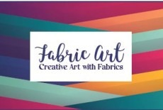 Fabric Art Learning Centre Kids Arts Class sewing class Kennedy Town Logo