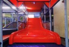 Fun Zone Kids Indoor Playground Slide Kennedy Town