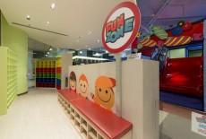 FunZone Kids Indoor Playground Waiting Area North Point