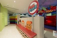 Fun Zone Kids Indoor Playground Waiting Area Kennedy Town