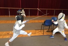 G&D Fencing Academy Learning Centre Kids Fencing Class Hung Hom