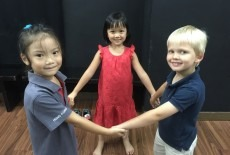 Faust International Kids Drama Acting Performance Class Sheung Wan 1 to 12 Years Old