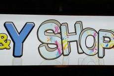 G&Y Shop Kids Retailer Disney souvenir Yuen Long Logo