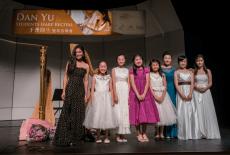 Hong Kong Harp Chamber Music Kids Harp Class Wan Chai
