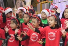 Hong Kong Treble Choir Learning Centre Kids Choir Class Tin Hau