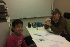 Hudson Academy Private Tutoring Student Teacher Meeting Island West Mid Levels