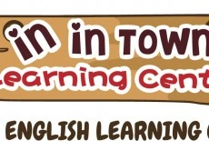 In In Town Learning Center Kids Language Class Chai Wan Logo