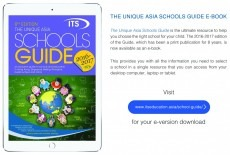 ITS education asia education the unique asia school guide e-book
