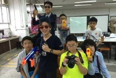 Junior Snappers Learning Centre Kids Filming Class Wan Chai