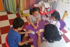 Kickstart Education Sheung Wan kid class game