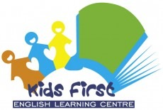 Kids First English Learning Centre Kids English Class Prince Edward Logo