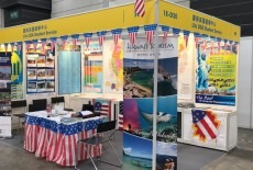 Litz USA Student Service Education Consultant Booth Mong Kok